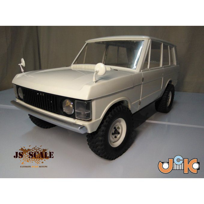 1:10 Range Rover Classic ABS Molded Body