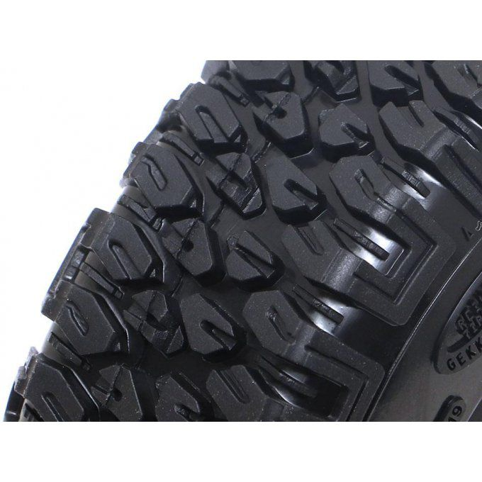 "BRTR19397 - Boom Racing 1.9"" MAXGRAPPLER Scale RC Tire Gekko Compound 3.82""x1.26"" (97x32mm) (x2)"