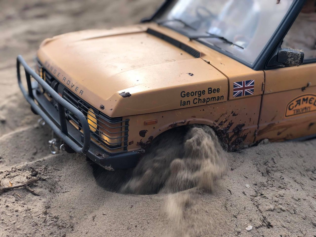 87CTkit - 1987 Camel Trophy kit (5 door Range Rover)