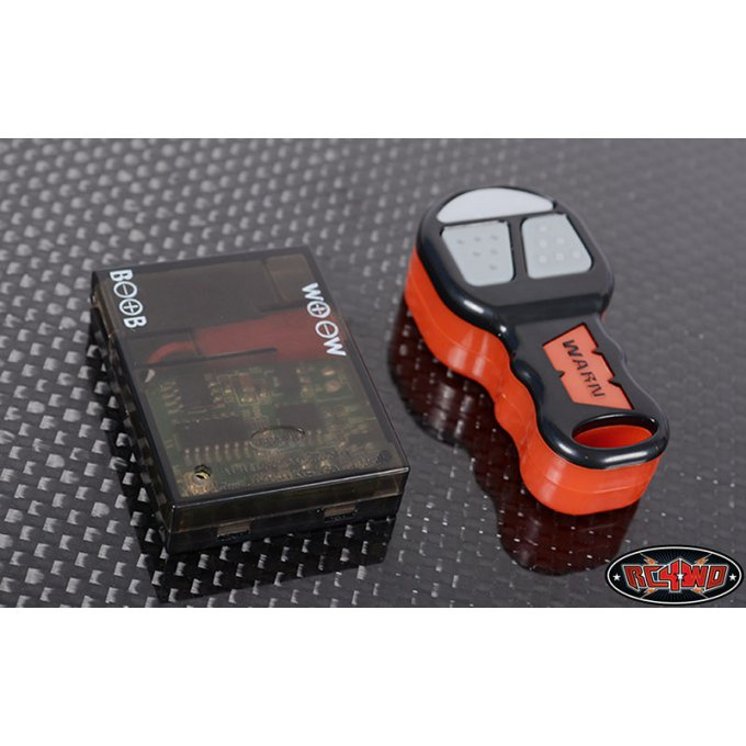Z-S1092 - RC4WD WARN 1/10 WIRELESS REMOTE/RECEIVER WINCH CONTROLLER SET