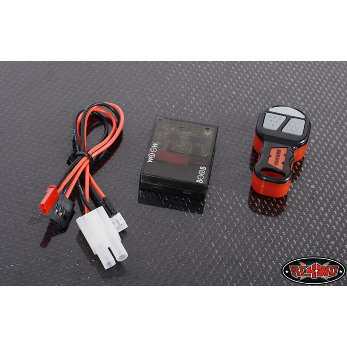 Z-S1092 - RC4WD WARN 1/10 WIRELESS REMOTE/RECEIVER WINCH CONTROLLER on