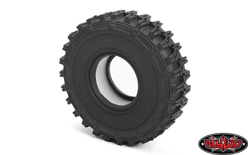 "Z-T0022 - Rocky Country 1.55"" Truck Tires (2)"