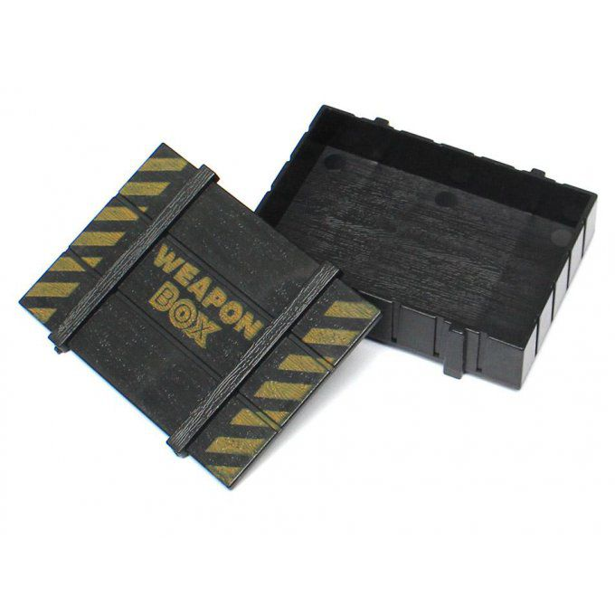 TRC/302230 - Team Raffee Co. Scale Accessories - 1/10 Scale Military Ammo Box