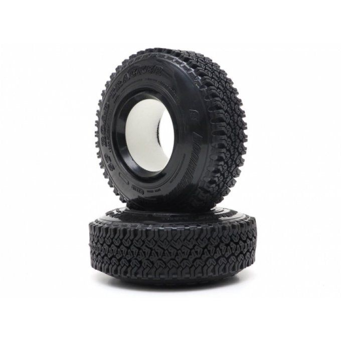 BRTR15501- Boom Racing 1.55 SP Road Tracker Crawler Tire Gekko Compound (x2)