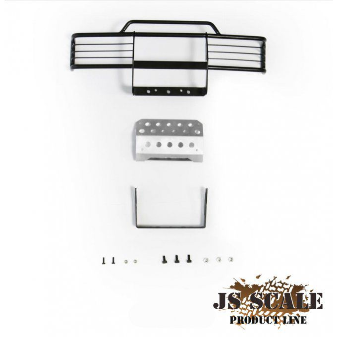JSPL002 - Front Bumper for Range Rover body