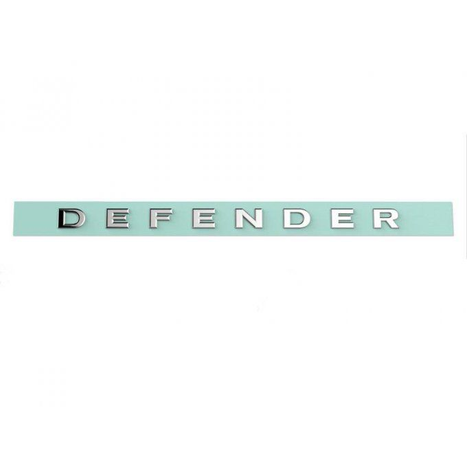 GRC/GAX0056 - Defender Emblem Decal Sticker