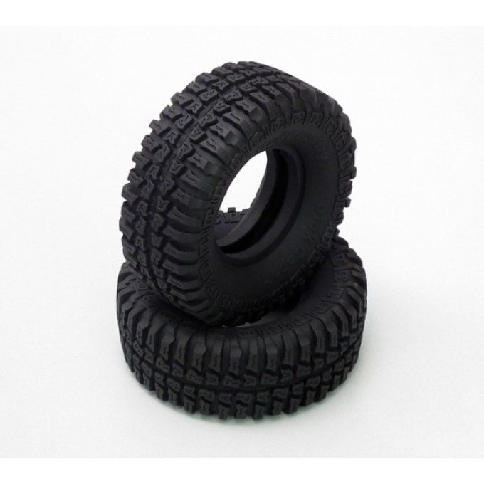 "Z-T0034 - Dick Cepek 1.9"" Mud Country Scale Tires"
