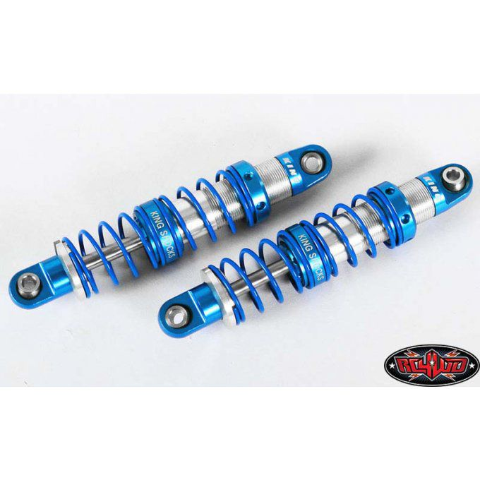 Z-D0037 - RC4WD King Off-Road Scale Dual Spring Shocks (70mm)