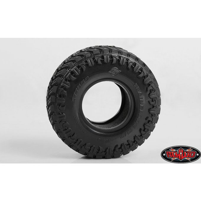 "Z-T0137 - Atturo Trail Blade M/T 1.9"" Scale Tires"
