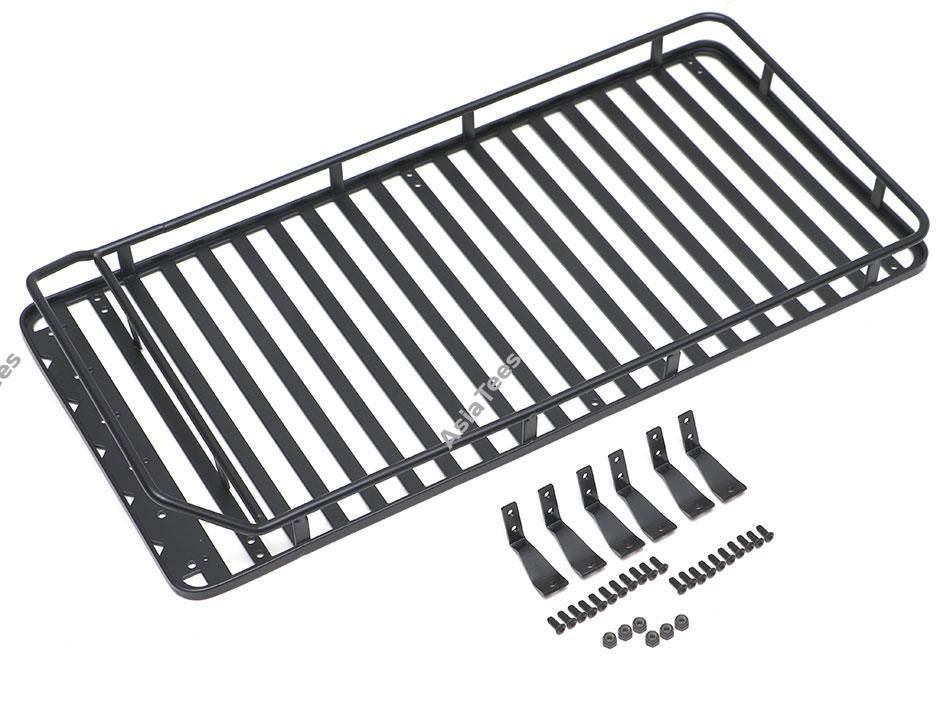 TRC/302524 - Steel Roof Rack for Defender D110 Station Wagon for Boom Racing D90/D110 Chassis