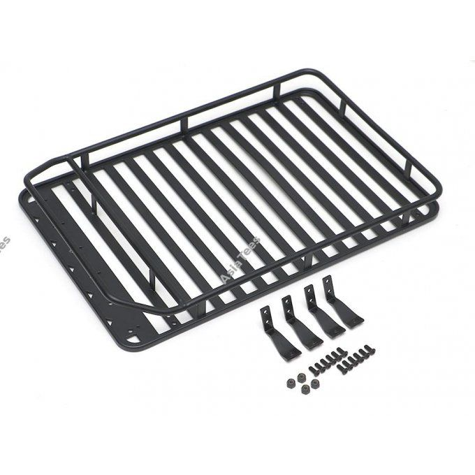 TRC/302525 - Steel Roof Rack for Defender D90 Type B for Boom Racing D90/D110 Chassis