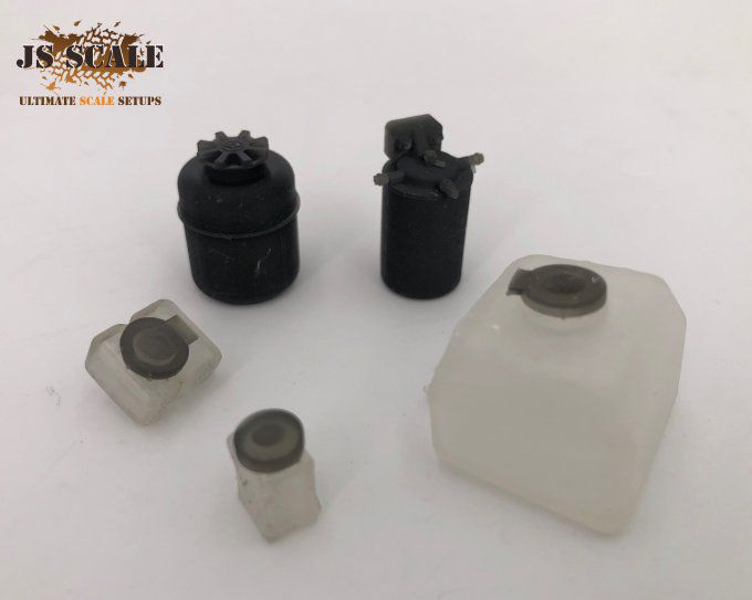 JS200TDI - Land Rover 200 TDi Scale Engine kit