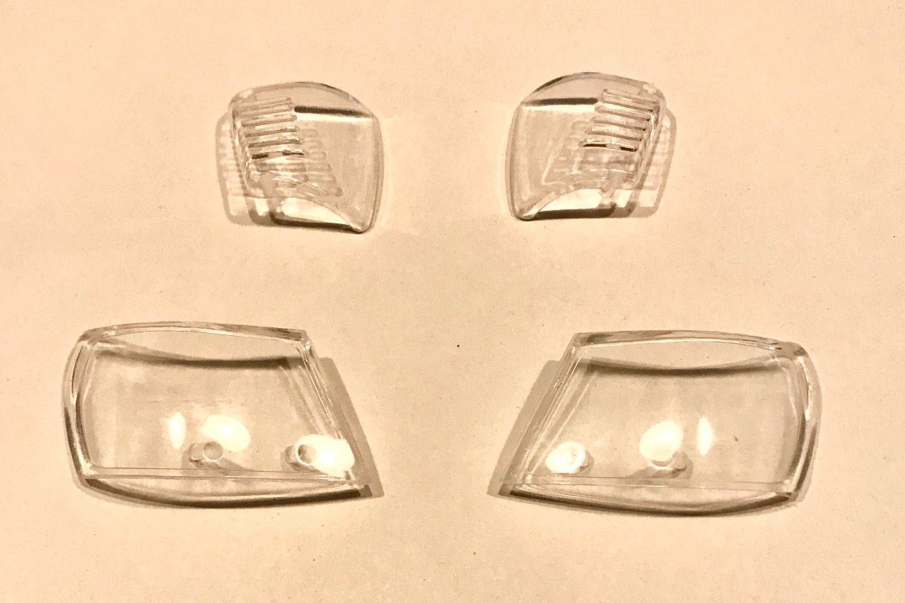 clear lights for Grand Cherokee WJ