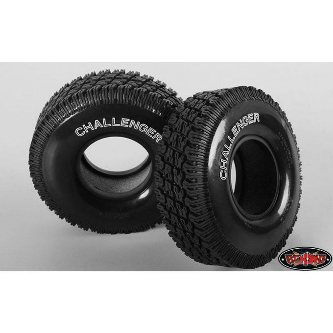 "Z-T0108 - CHALLENGER 1.9"" SCALE TIRES (set of 2)"