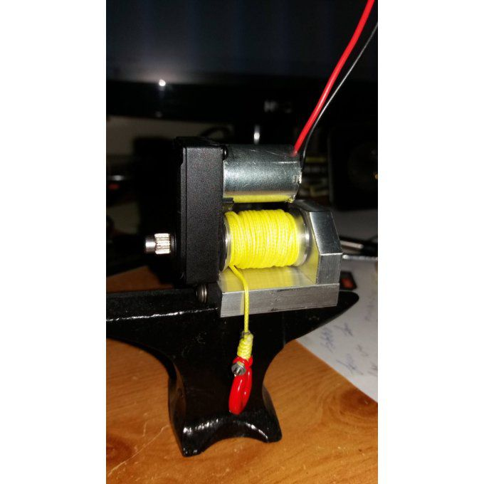 OWL/SD4 - Outback RC winch line - Standard - 4,5m / 0,75mm
