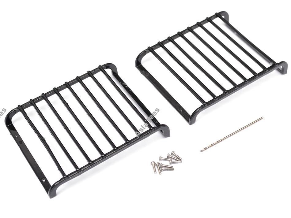 TRC/302255 - Metal Front Lamp Guard for TRC Defender D90 & D110 Type 2
