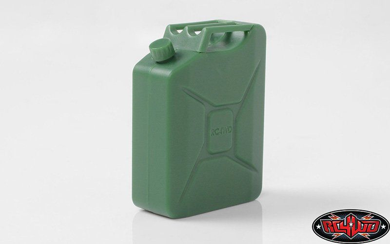 Z-S1804 - Scale Garage Series 1/10 Military Jerry Can
