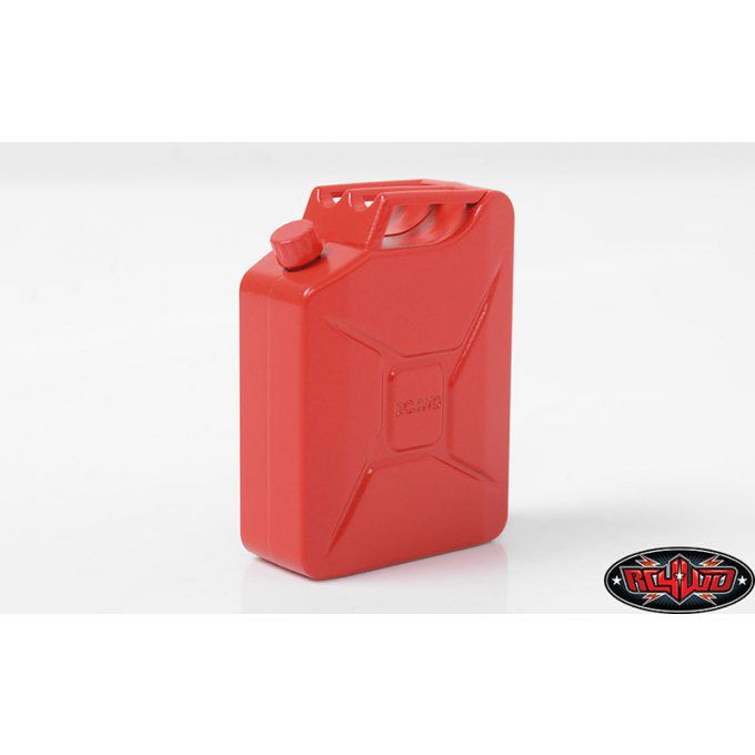 Z-S1810 - Scale Garage Series 1/10 Unleaded Fuel Jerry Can