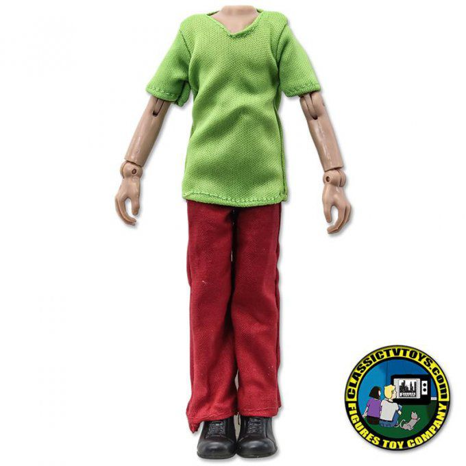 SHAGGY - 8 inch Skinny Man with Body and Shoes