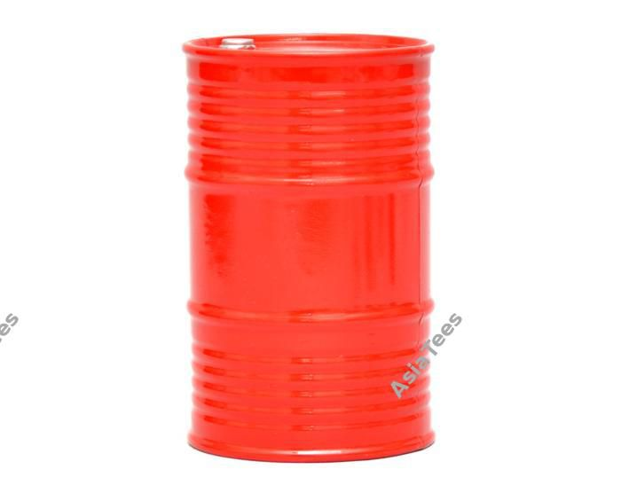 BRSCAC80102R - Scale Accessories - Oil Tank 44 Gallon For Crawlers Red