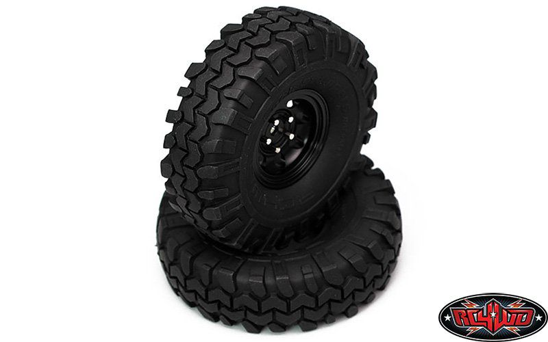 "Z-T0007 - ROCK STOMPERS 1.55"" OFFROAD TIRES"