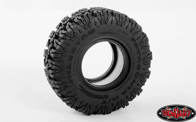 "Z-T0178 - RC4WD Milestar Patagonia M/T 1.9"" Scale Tires"