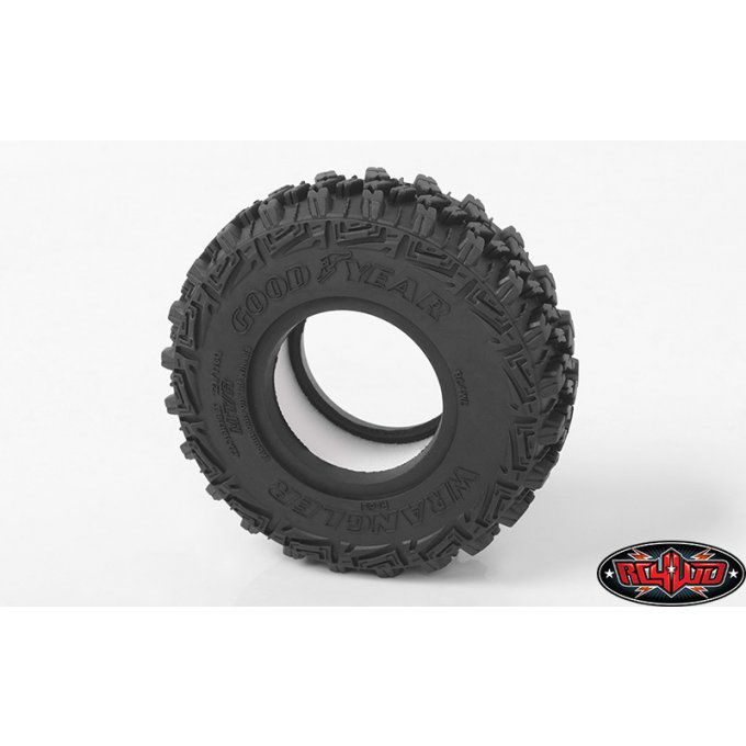 "Z-T0160 - RC4WD Goodyear Wrangler MT/R 1.9"" 4.19"" Scale Tires"