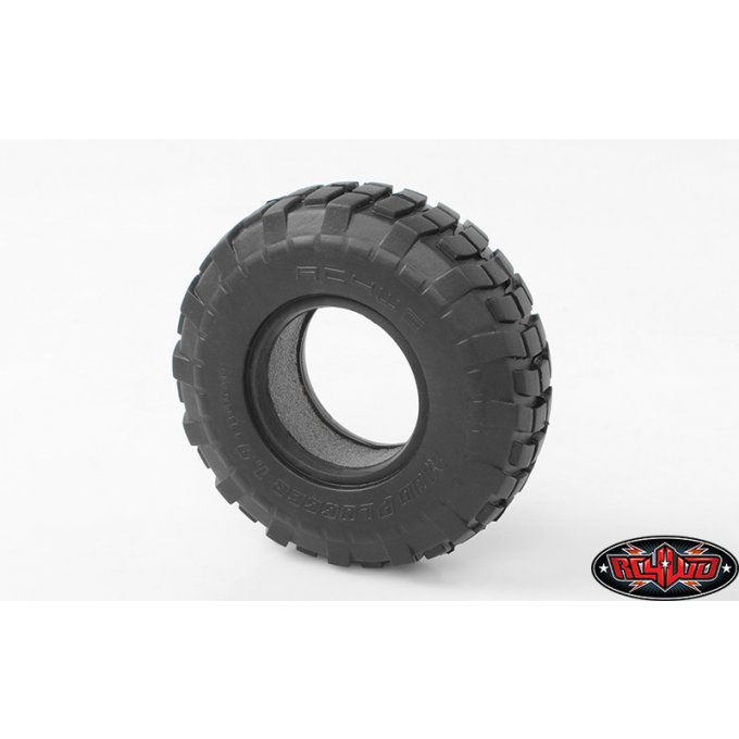 "Z-T0004 - Mud Plugger 1.9"" Truck Offroad Tires"