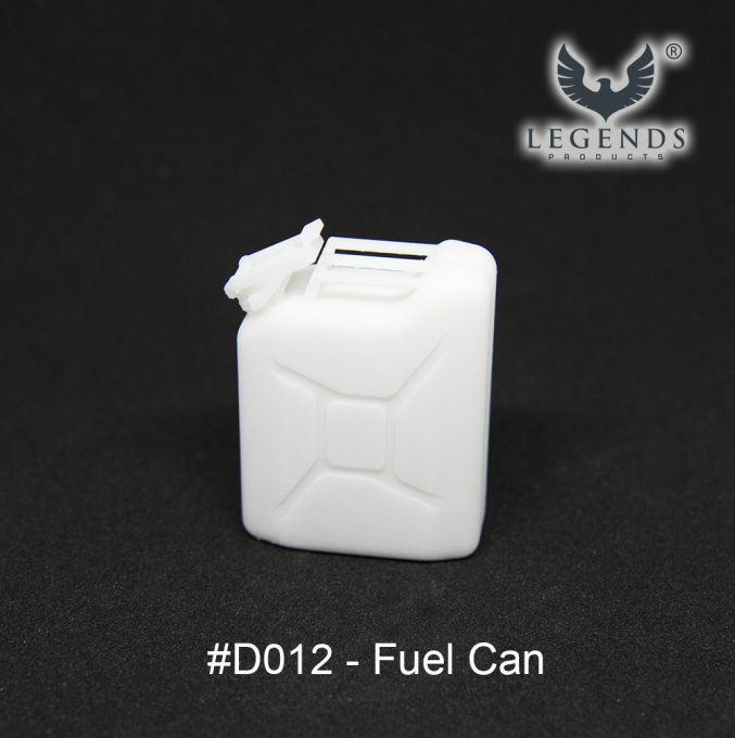 D012 - Jerry Fuel Can for RC Camel Trophy