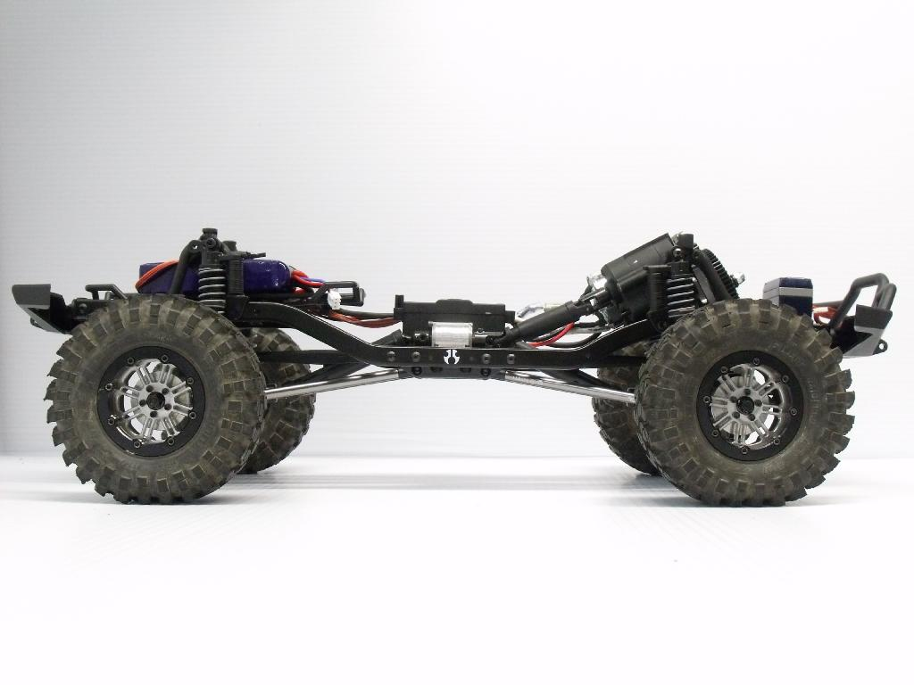 0155 SCX Mounts Combo kit