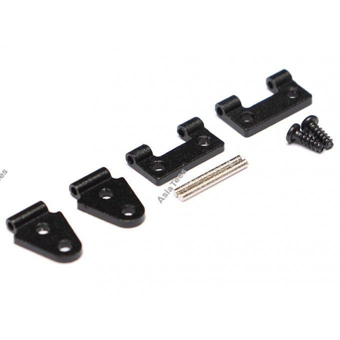 TRC/302266 - Metal Hood Bonnet Hinge for TRC Defender D90 & D110