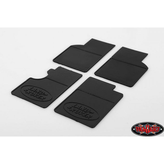 VVV-C0072 / CC/D-1006 - LAND ROVER MUD FLAPS FOR GELANDE II D90/D110
