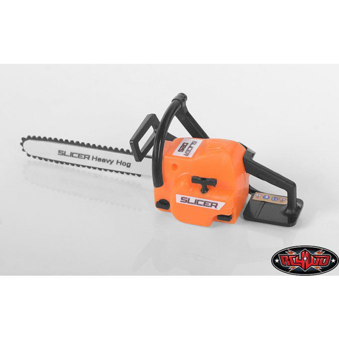 Z-S1865 - Scale Garage Series 1/10 Chainsaw