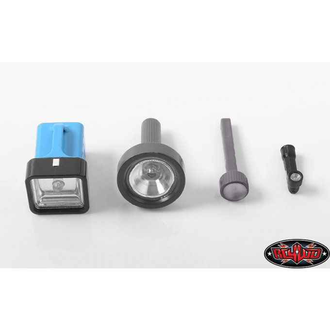 Z-S1766 - Garage Series Flashlight Set