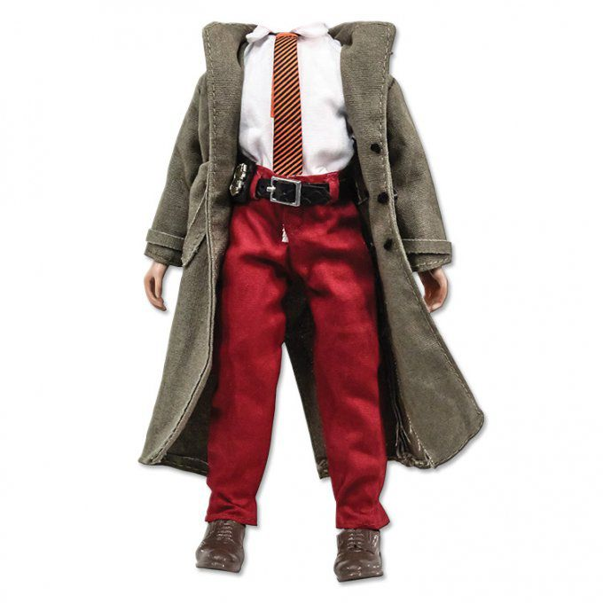 GORDON - 8 inch Police Detective with Body and Shoes