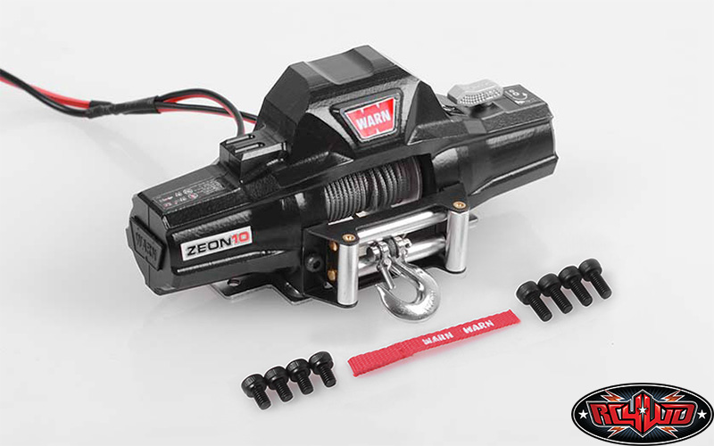 Z-E0069 - RC4WD 1/8 Warn Zeon 10 Winch