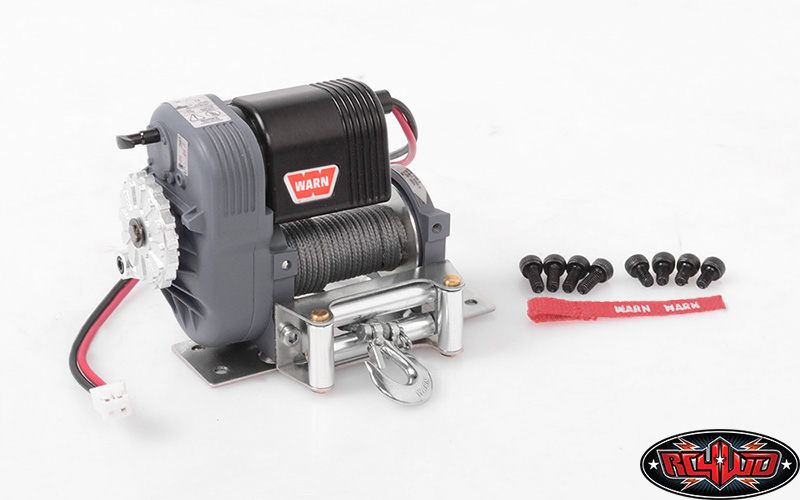 Z-E0075 - RC4WD 1/10 WARN 8274 WINCH