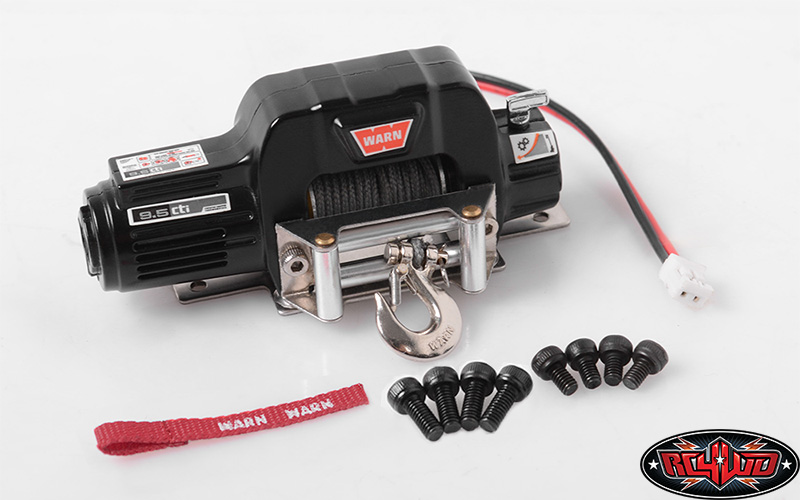 Z-S1571- RC4WD 1/10 MINI WARN 9.5CTI WINCH