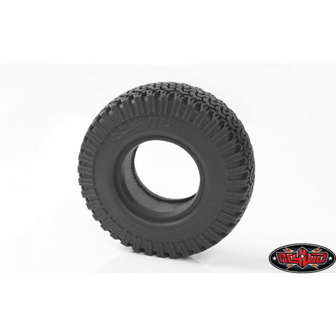 "Z-T0005 - DIRT GRABBER 1.9"" ALL TERRAIN TIRES (set of 2)"