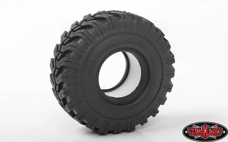 "Z-T0155 - RC4WD INTERCO GROUND HAWG II 1.55"" SCALE TIRES (set of 2)"
