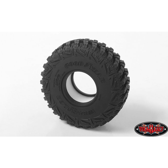 "Z-T0157 - RC4WD GOODYEAR WRANGLER MT/R 1.7"" SCALE TIRES (set of 2)"