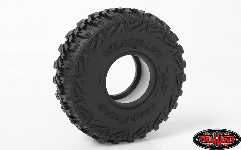 "Z-T0158 - RC4WD GOODYEAR WRANGLER MT/R 1.9"" 4.75"" SCALE TIRES (set of 2)"